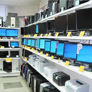 Компьютерные магазины Тоцкого