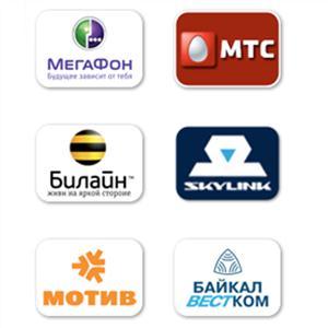 Операторы сотовой связи Тоцкого