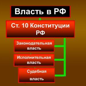 Органы власти Тоцкого