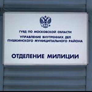 Отделения полиции Тоцкого