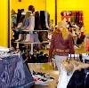 Магазины одежды и обуви в Тоцком