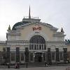Железнодорожные вокзалы в Тоцком