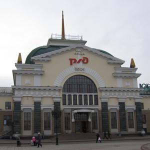 Железнодорожные вокзалы Тоцкого